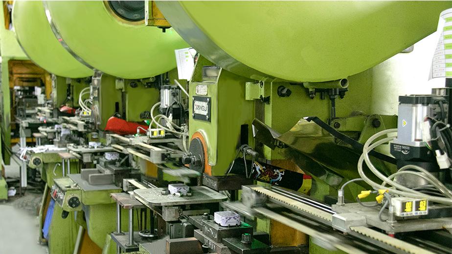 业士工艺成熟生产效率高