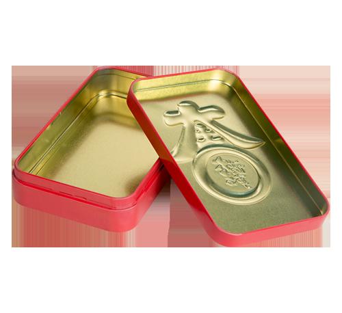 大红袍铁罐包装