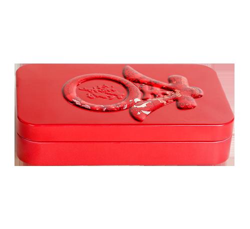大红袍包装铁盒