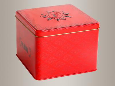 大红袍茶叶铁罐,茶叶包装盒