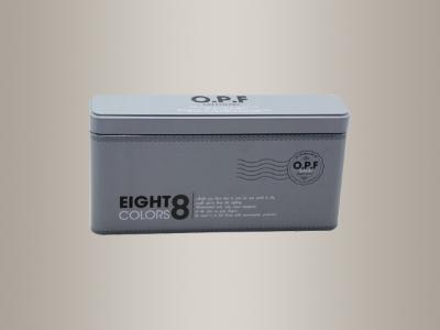 专业包装盒厂家,东莞五金制罐厂D182*42*92mm