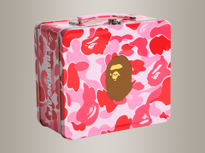方形手挽罐,马口铁手挽铁盒