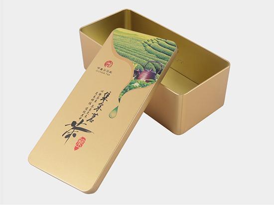 铁罐铁盒包装是如何印刷?